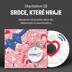 Charitativní CD - Srdce,...