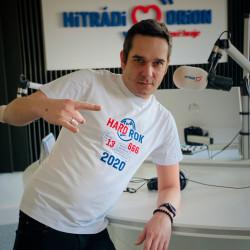 Pánské tričko HARD ROK 2020